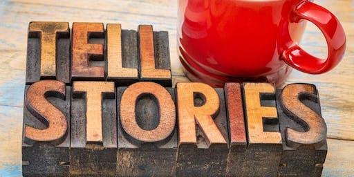 World Storytelling Day - Roanoke, VA