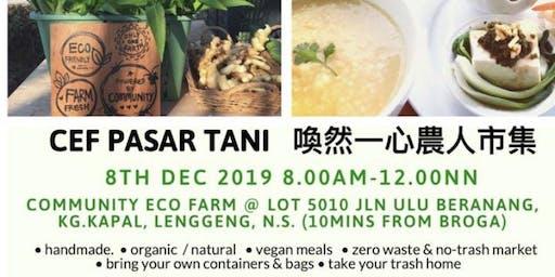 Community Eco Farm (CEF) Pasar Tani Organik