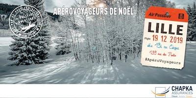 ApéroVoyageurs de Noël @Lille