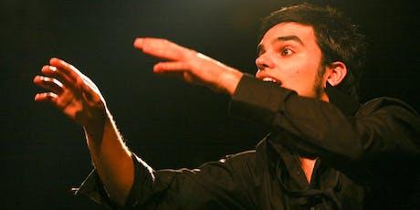HARMONIC CIRCLE EXPERIENCE con il vocal coach Davide Piludu Verdigris biglietti