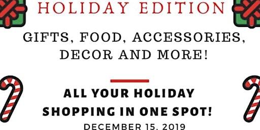 Entrepreneur Up Market- Holiday Edition