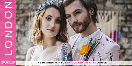 Chosen Wedding Fair London tickets