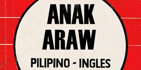 Anak Araw  | AFW+IPCS Film Screening tickets