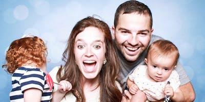 De la naissance aux 9ème mois de l'enfant : Une famille qui s'épanouie