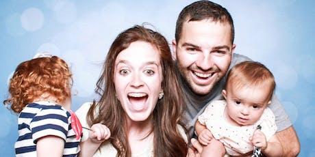 De la naissance aux 9ème mois de l'enfant : Une famille qui s'épanouie billets