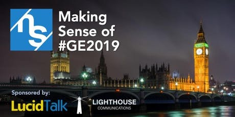Making Sense of #GE2019: Join Northern Slant for an Election Special tickets