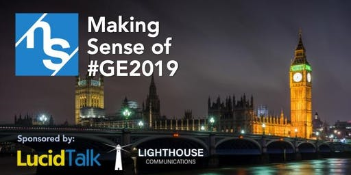 Making Sense of #GE2019: Join Northern Slant for an Election Special