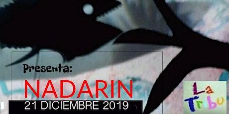NADARÍN - Teatro de sombras y luces entradas