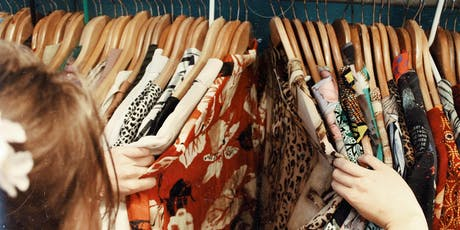 How can we challenge throwaway fashion culture & put second hand first? tickets