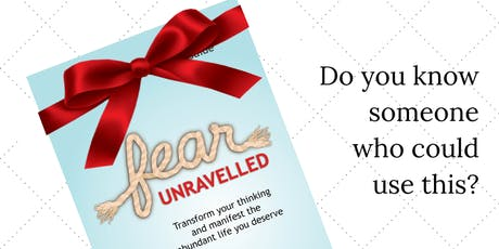 Fear Unravelled-Book Signing & Launch-Leanne Giavedoni tickets