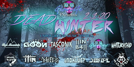 Dead Winter underground music fest tickets