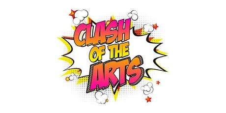Clash Of The Arts - Mai '20 Tickets