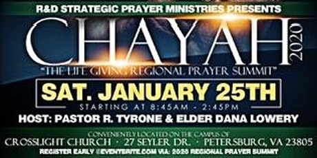 2020 Regional Prayer Summit  tickets