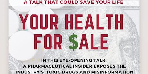 Your Health For Sale with Brandy Vaughan from Learn the Risk