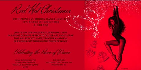 RED HOT CHRISTMAS with the Princess Mhoon Dance Institute tickets