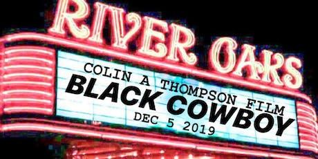 Black Cowboy Movie Red Carpet Premiere tickets
