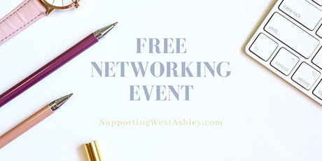 West Ashley Professional Networking Event tickets