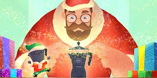 """Moka Challenge """"Christmas Edition"""""""