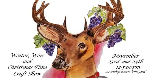 Holiday Craft and Giftware Show at Bishop Estate Winery