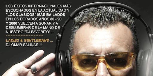 OMAR SALINAS (DJ ) Live Set