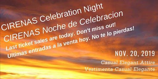 CIRENAS Celebration Night/Noche de Celebracion en Hotel CR Marriott, Belen.