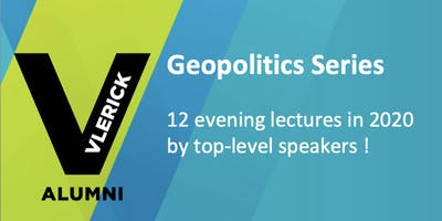 The GEOPOLITICAL SERIES 2020. Twelve top level evening lectures.