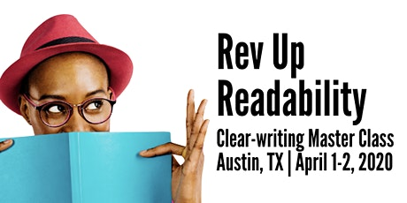 Rev Up Readability in Austin, TX tickets