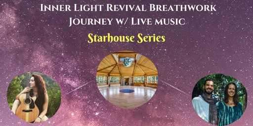 Breathwork Journey w/ Live Music from Larisa Gosla