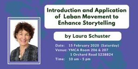 Introduction And Application Of  Laban Movement To Enhance Storytelling tickets