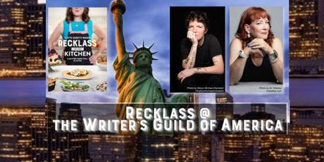 Recklass@The Writers Guild of America tickets
