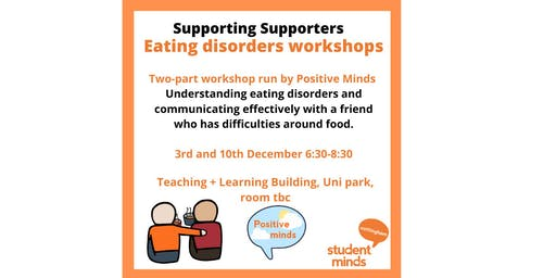 Eating disorders workshop- supporting supporters