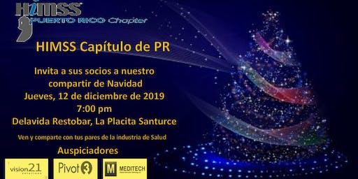 "HIMSS Puerto Rico Chapter ""Compartir de Navidad"""