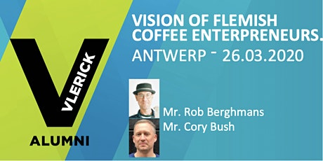 Vision of Flemish Coffee Entrepreneurs in the Specialty Market. tickets