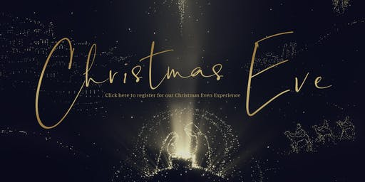Champion Center Christmas Eve Experience- 4PM Service