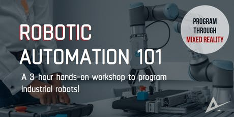 Introduction to Robotic Automation tickets