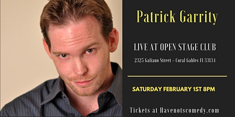 Have-Nots Comedy Presents Patrick Garrity tickets