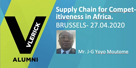 Supply Chain as lever for Competitiveness in Africa. The case study of Cameroon. billets