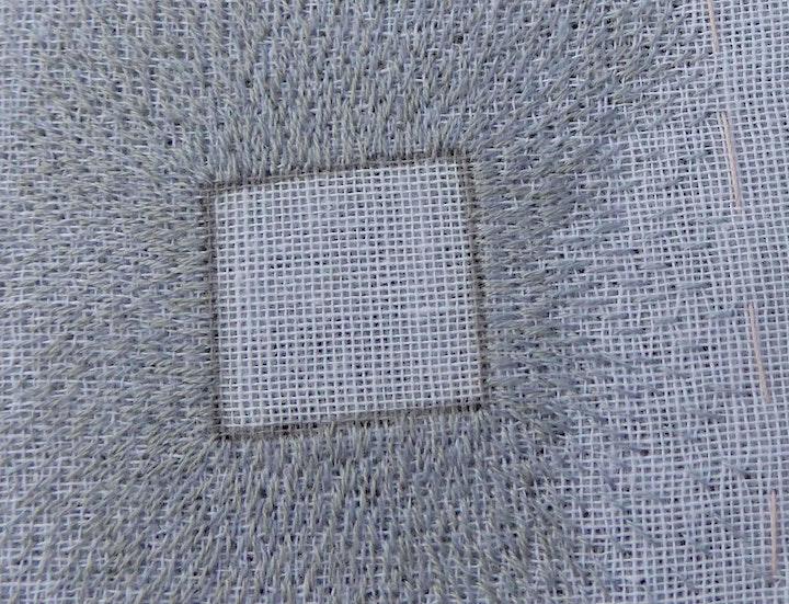 Workshop - Quiet Stitching image