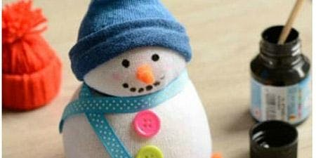 Make Your Little Snowman (4-7 años)