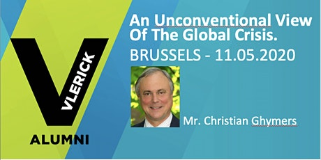 Un unconventional view of the Global Crisis, its systemic nature and possible solutions. tickets
