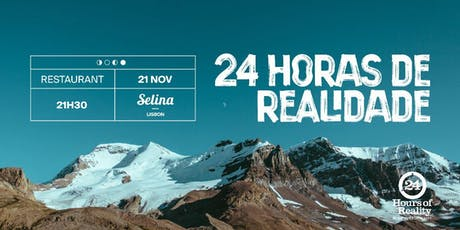 24 Hours of Reality - The climate Reality Project tickets