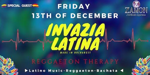 Invazia Latină ◆ 13 December ◆ ZAMON