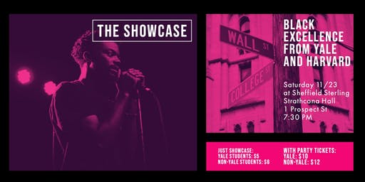 BSAY Presents: The Showcase