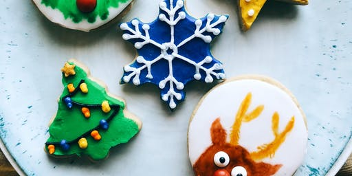 NiceBites Christmas Cookie Decorating Class!