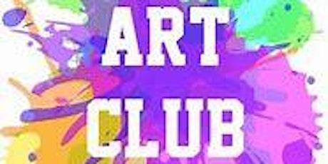 Thursday Art Club 12/19 tickets