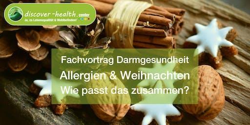 Allergien & Weihnachten - Wie passt das zusammen?