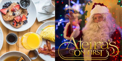 Breakfast with Santa - Ateira's on First