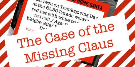 The Case of the Missing Claus tickets