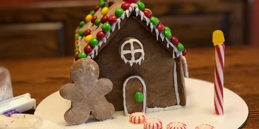NiceBites Gingerbread House Building Class!