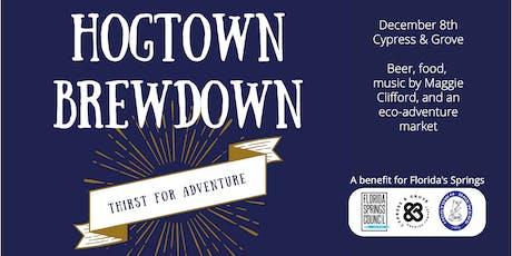 Hogtown Brewdown: Thirst for Adventure tickets
